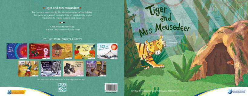 Tiger and the Mousedeer 4
