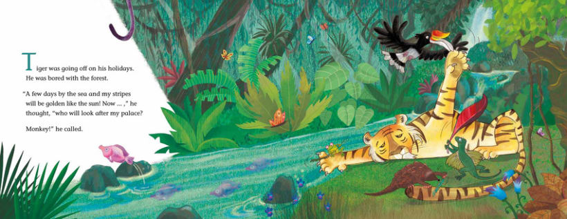 Tiger and the Mousedeer 3