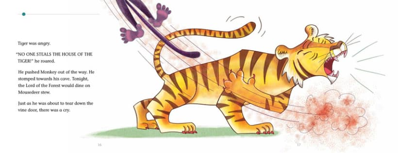 Tiger and the Mousedeer 2