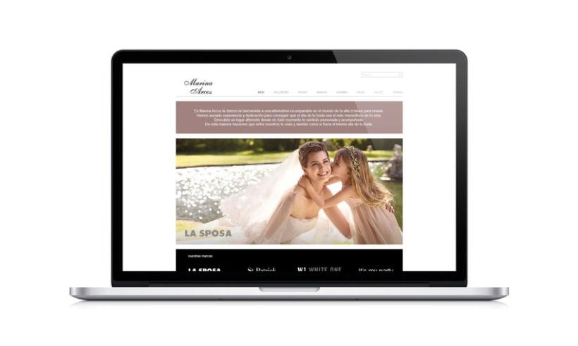 Web Marina Arcos 1