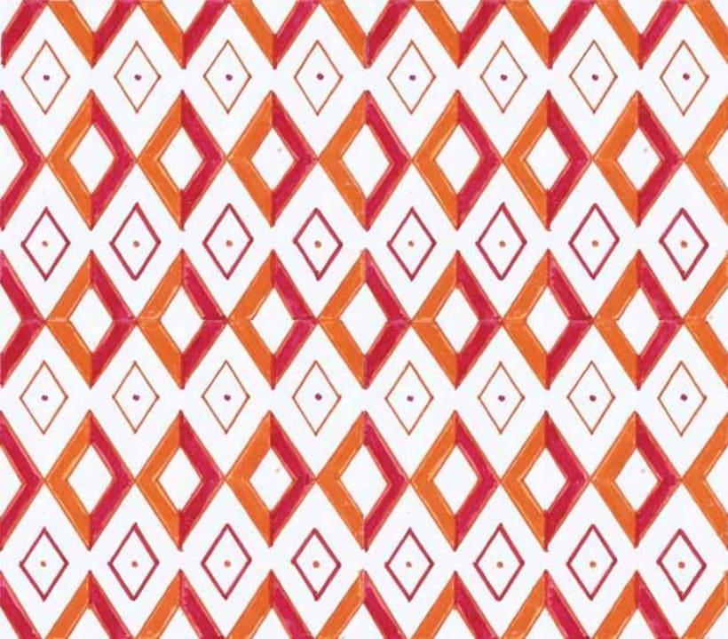Hand made patterns 2