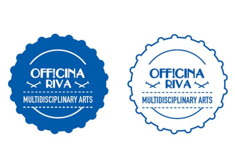 """Proyecto de corporate para la exposición colectiva """"New Tradicional Project""""* 7"""