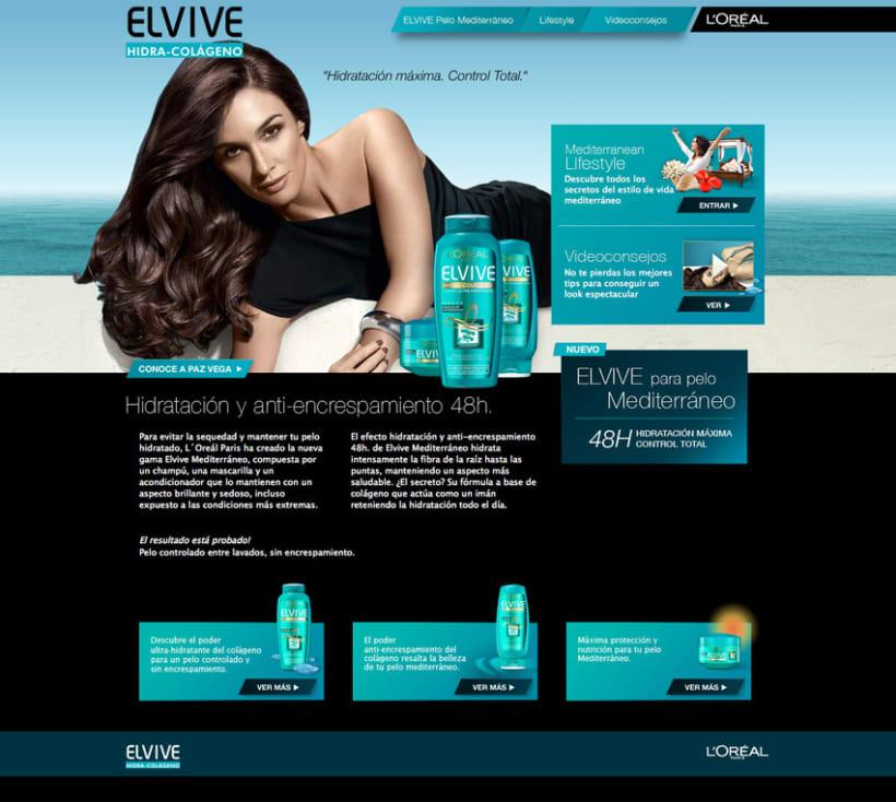 L'Oréal Elvive Mediterráneo 1