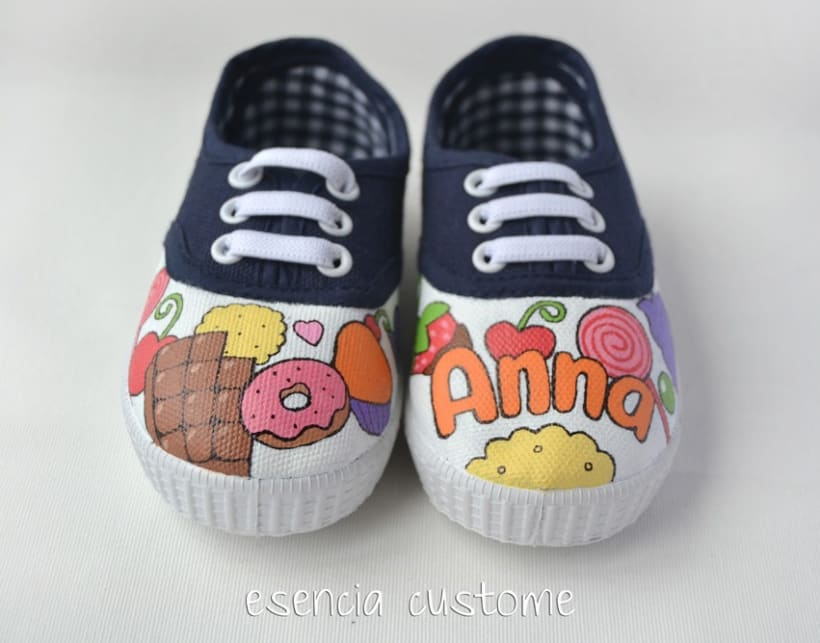Esencia Custome: Zapatillas personalizadas 2