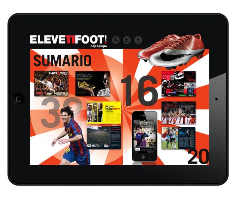ElevenFoot 5