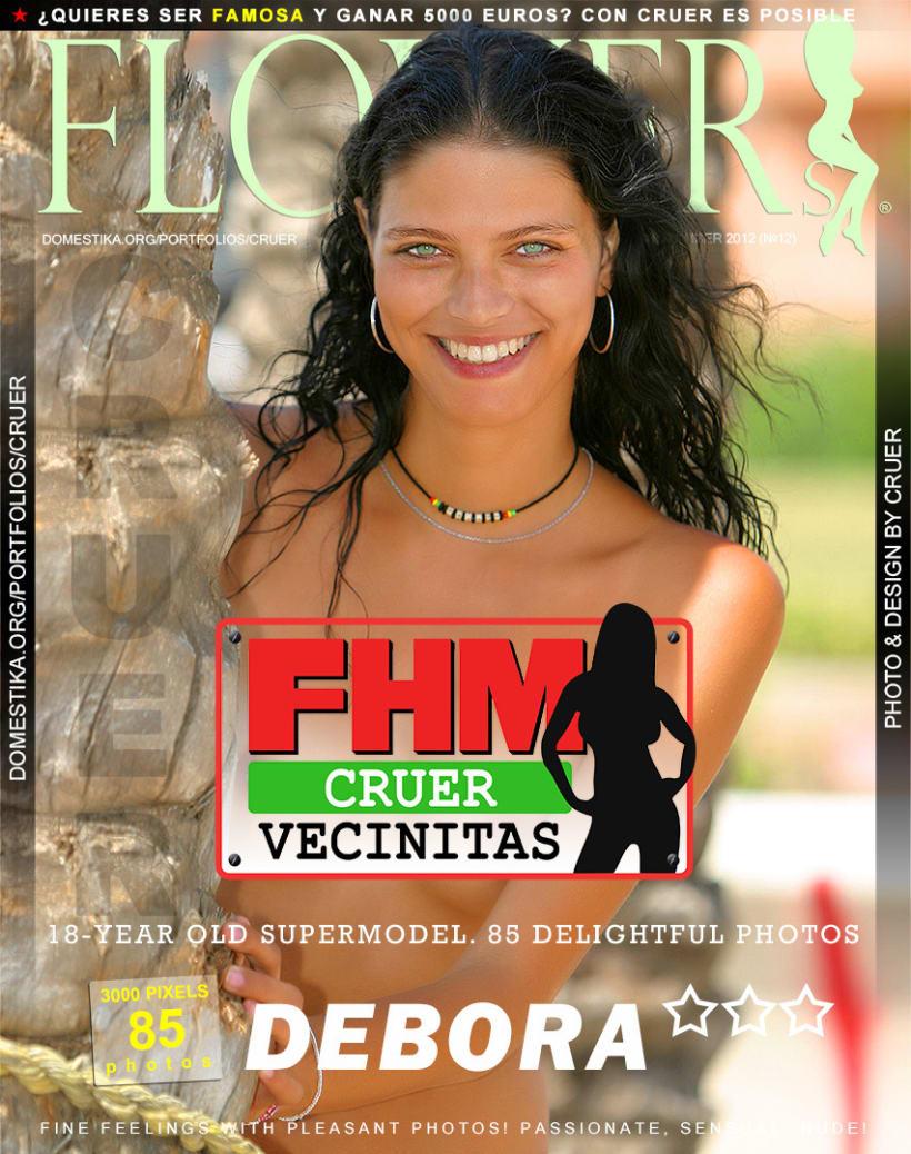 FHM Vecinitas: Fotografía, Retoque Fotográfico, Diseño Gráfico 1
