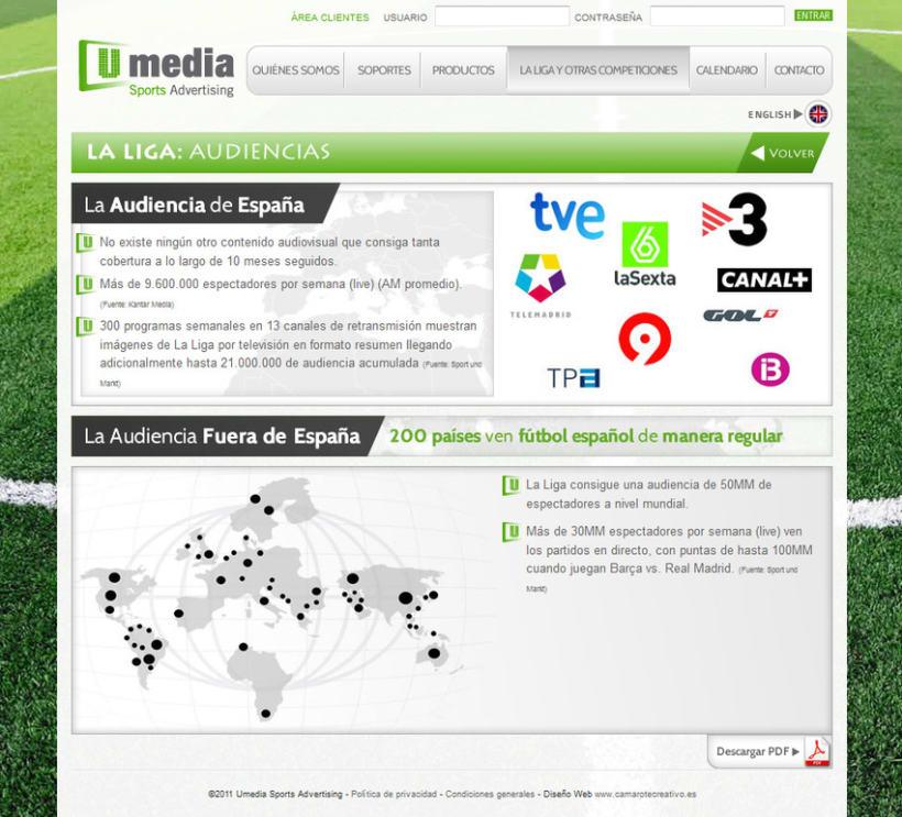 Web de Umedia 11