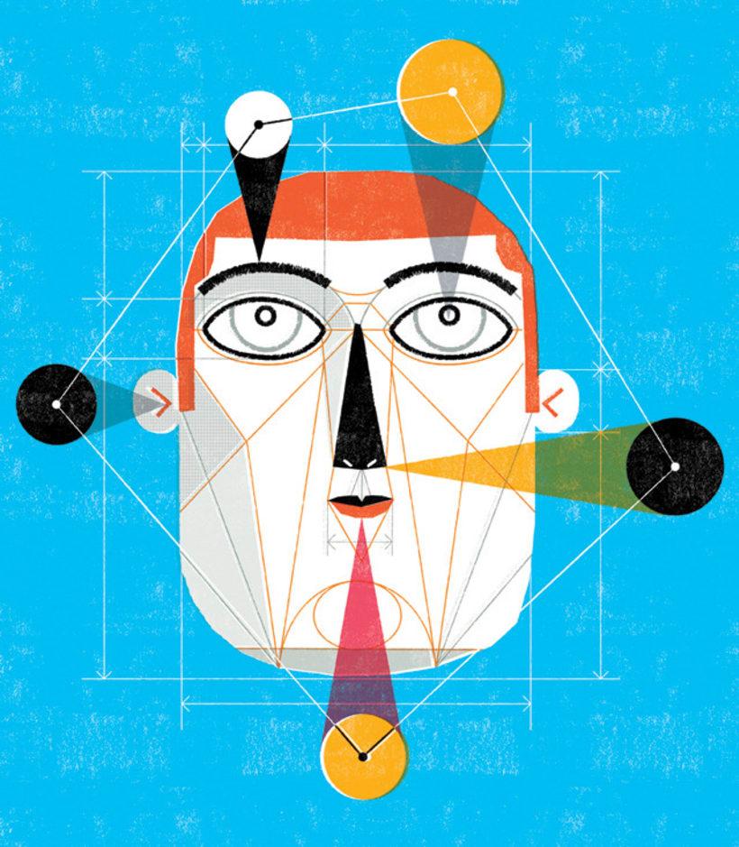 Ilustración Comunicación Facial 3