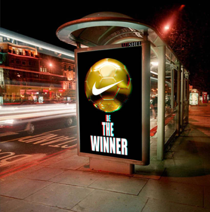 Nike: Be the Winner 3