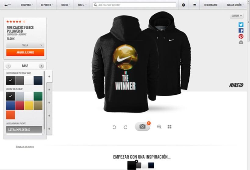 Nike: Be the Winner 5