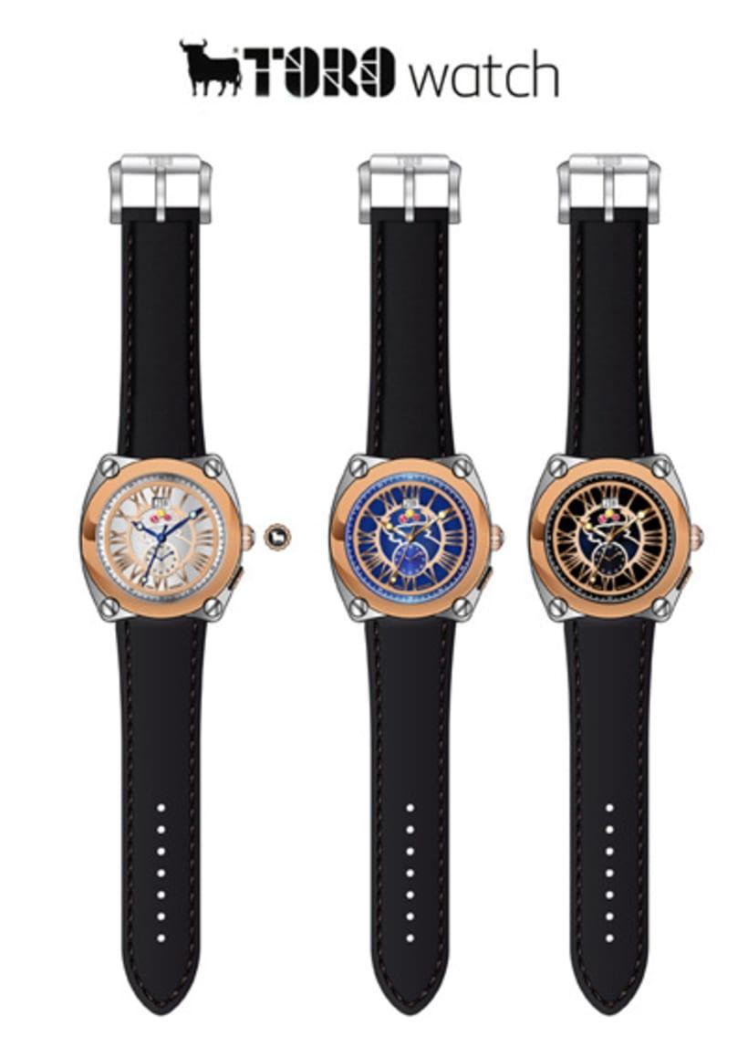 Diseño del reloj  3
