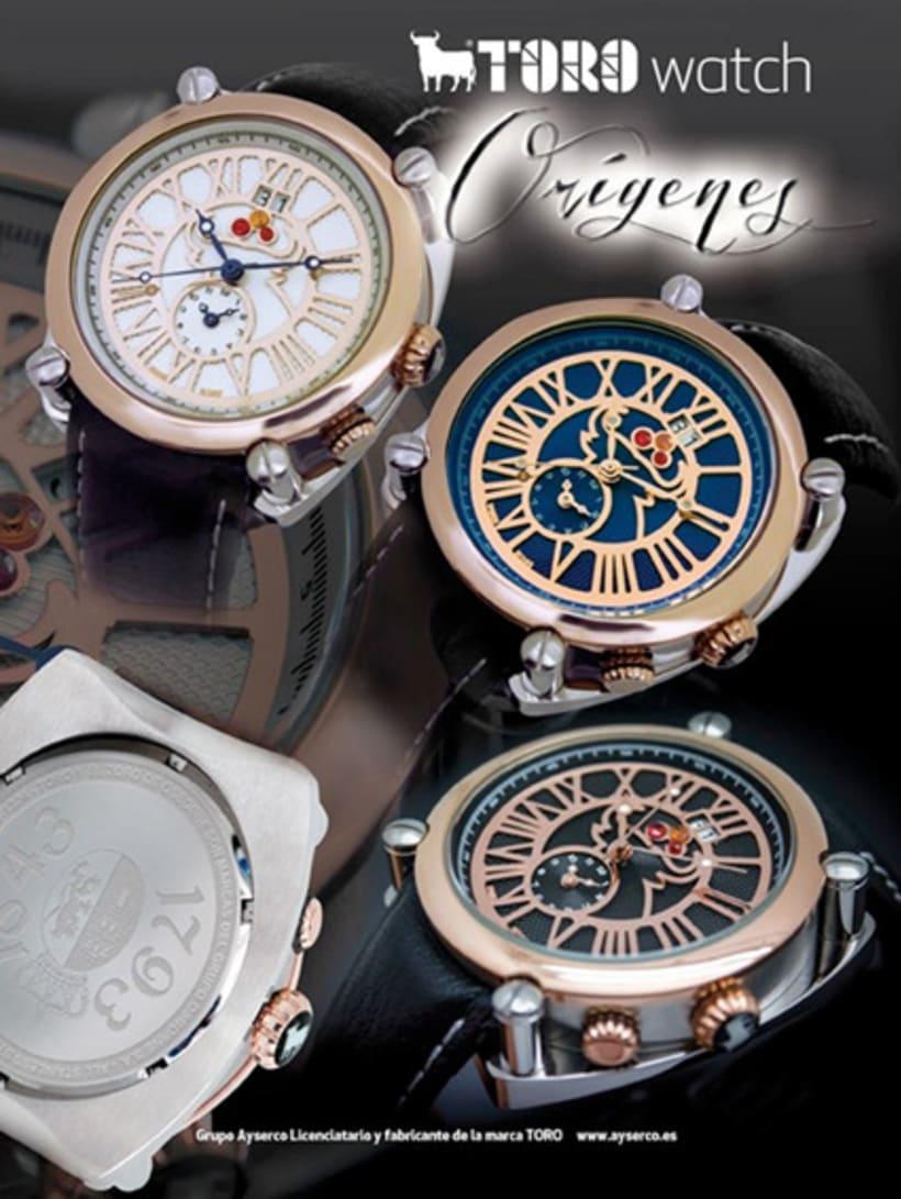 Diseño del reloj  4