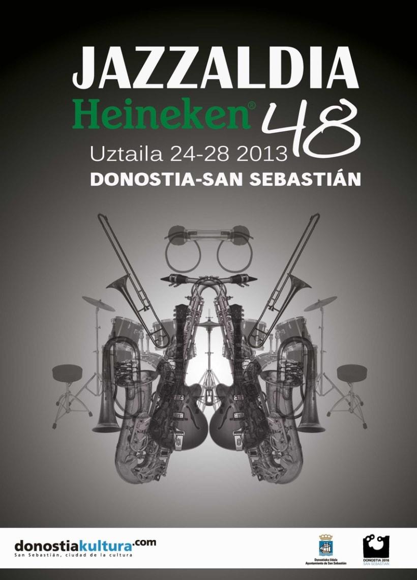 Propuestas de Jazzaldia 48 Festival  2
