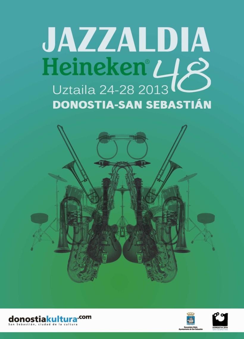 Propuestas de Jazzaldia 48 Festival  1
