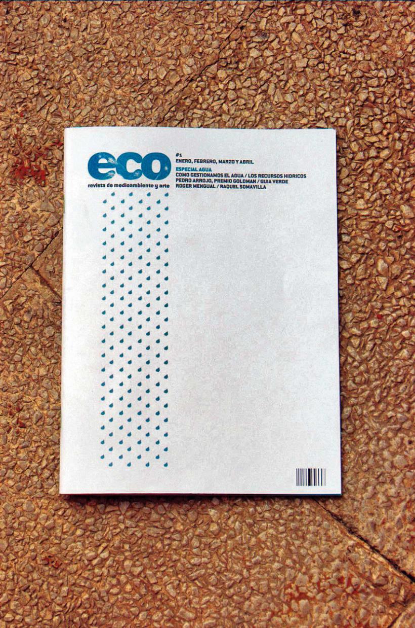 ECO revista sobre medioambiente y cultural 2