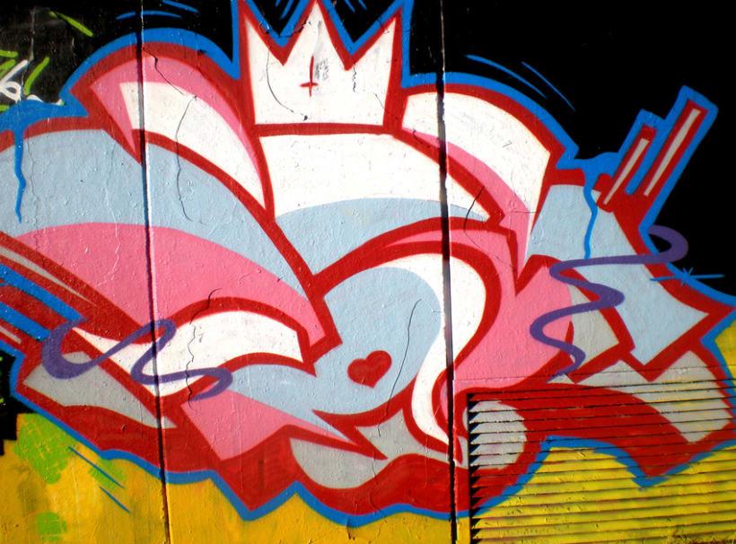 Graffity 1