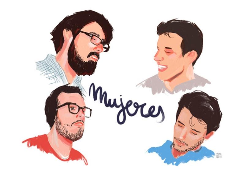 Ilustraciones No Hunger Festival 2012 5