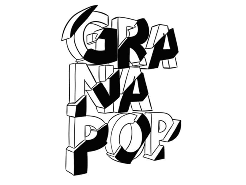Logo Granapop 2013 4