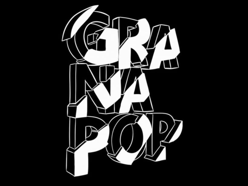 Logo Granapop 2013 3