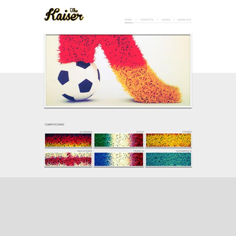 Logo Revista Kaiser 2