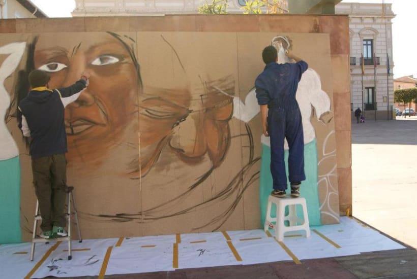 Exhibición vs la violencia de género 4