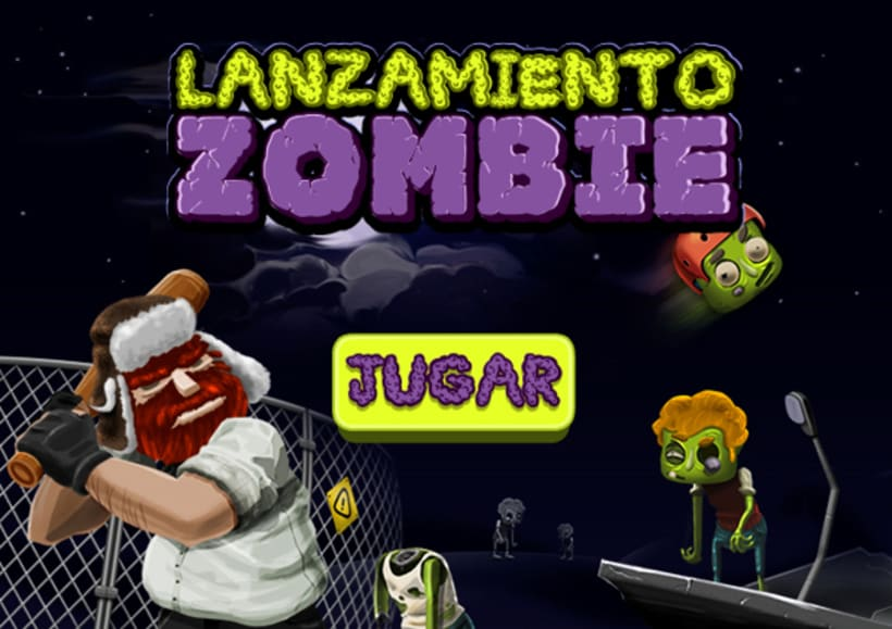 Zombie Game 1