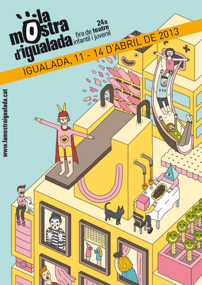 Imagen de la Feria de Teatro infantil y juvenil La Mostra 2013 1