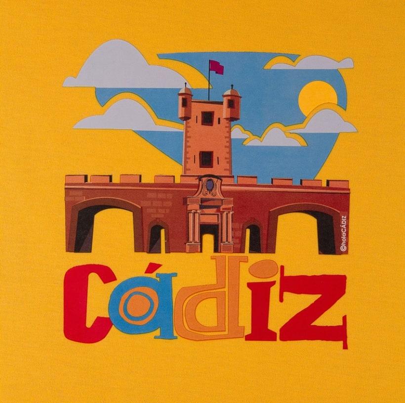 Diseño / Hola Cádiz 14