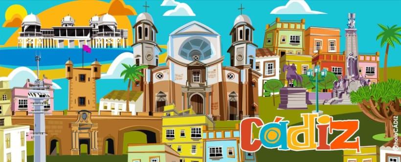 Diseño / Hola Cádiz 2