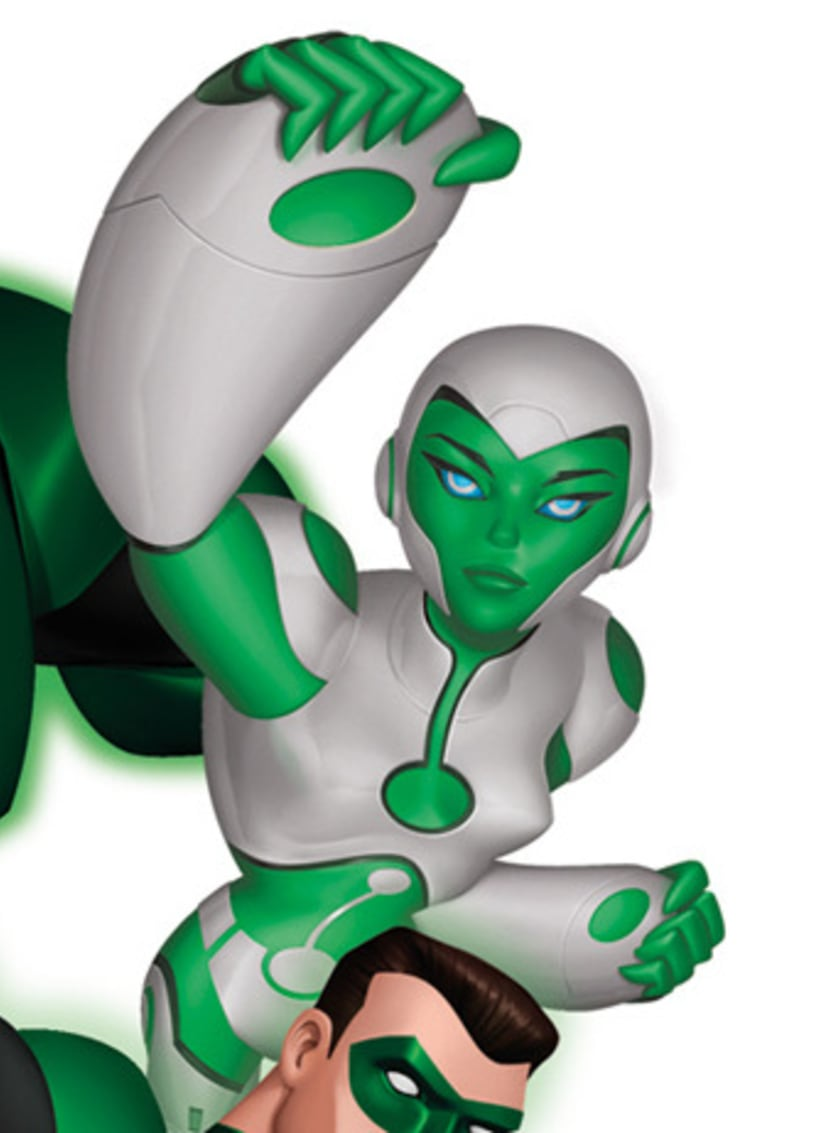 Green Lantern: The Animated Series. 5