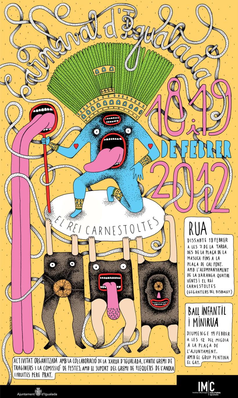 Carnaval Igualada 2012 1