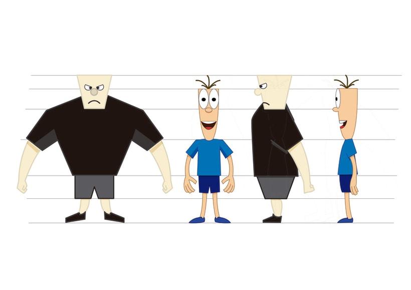 Character Design 13