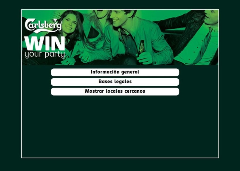 Carlsberg Win Your Party 2012 10