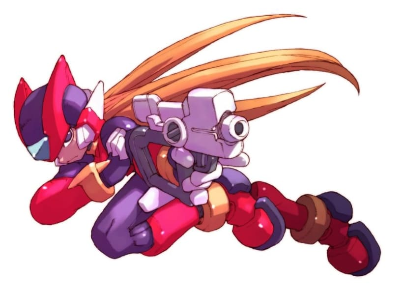 Megaman Zero 15