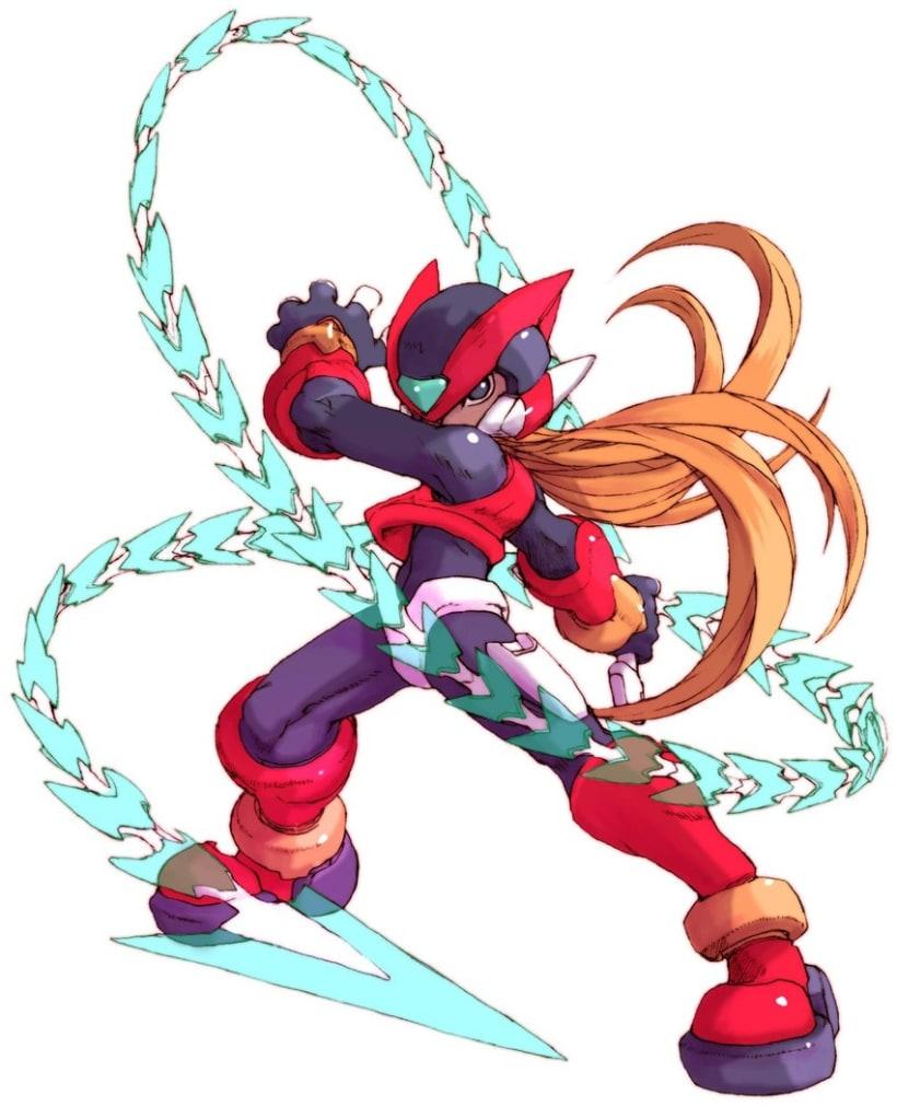 Megaman Zero 14