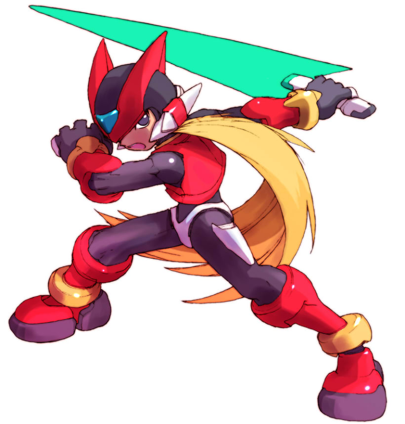 Megaman Zero 12