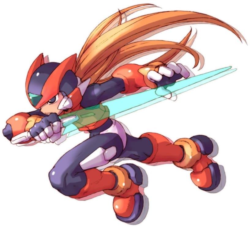 Megaman Zero 11