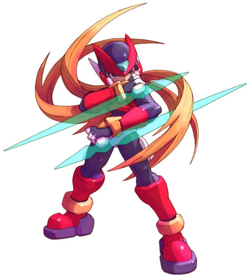 Megaman Zero 9