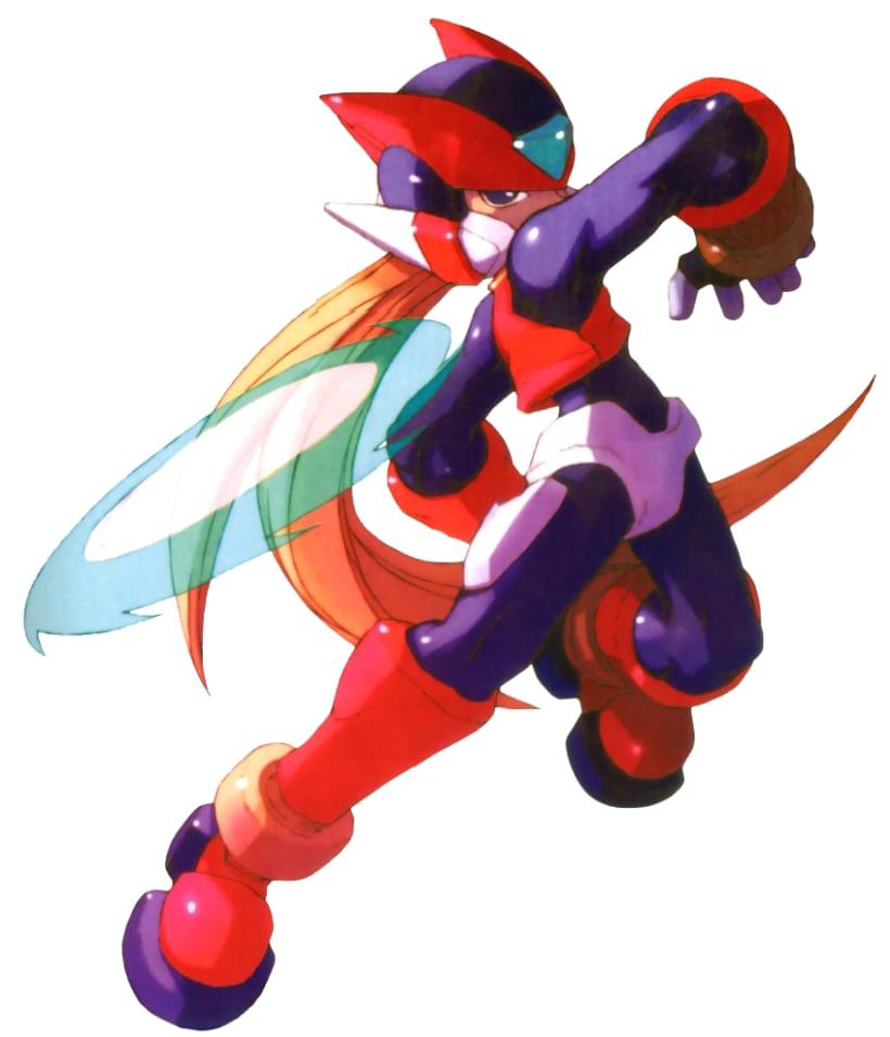 Megaman Zero 8