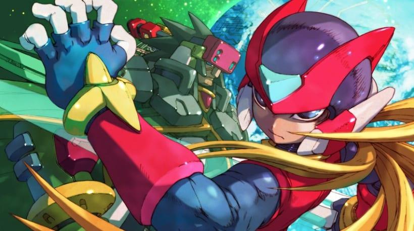 Megaman Zero 5