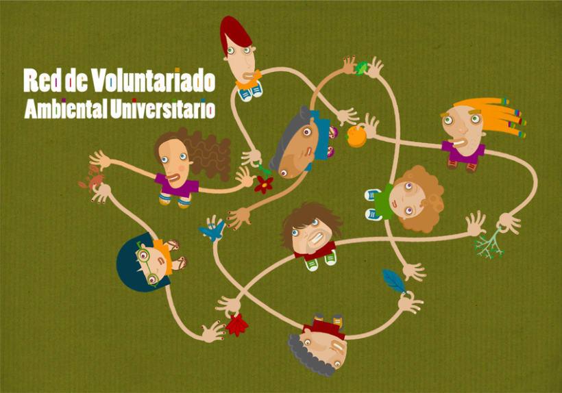 Voluntarios ambientales universitarios 2
