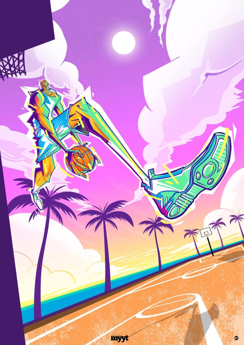 Street Basket 4