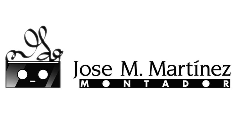 JOSE M. MARTÍNEZ Diseño de logotipo 1