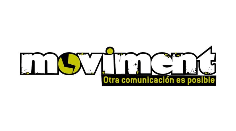MOVIMENT Diseño logotipo 1