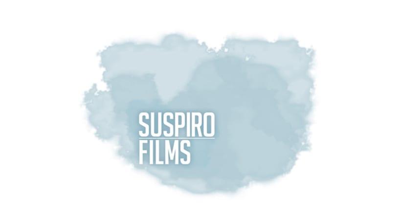 SUSPIRO FILMS Diseño de logotipo 1