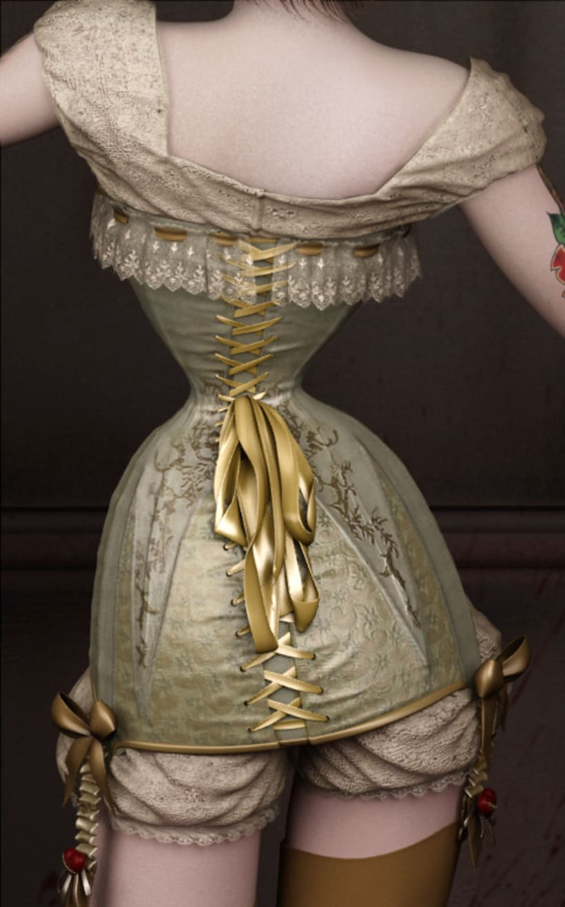 Twisted Dolls: The Butcher´s Bride 2