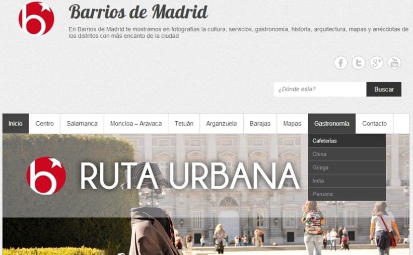 Barrios de Madrid 1