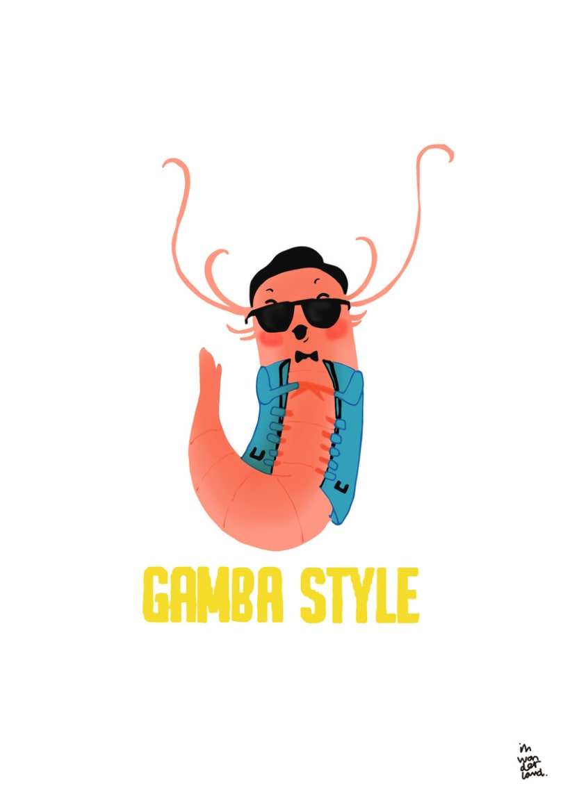 Gamba style 1
