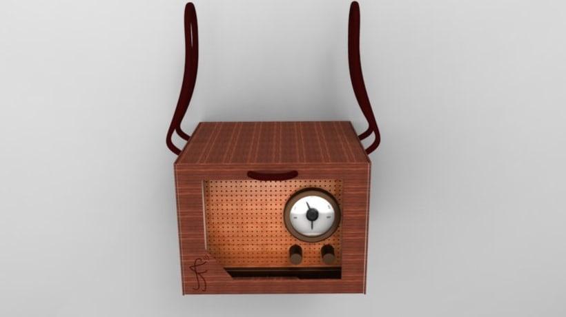 Ambientador radio 6