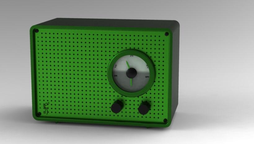 Ambientador radio 3